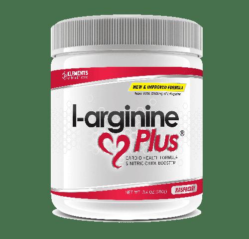 Raspberry L-arginine Plus - Best Blood Pressure Supplement