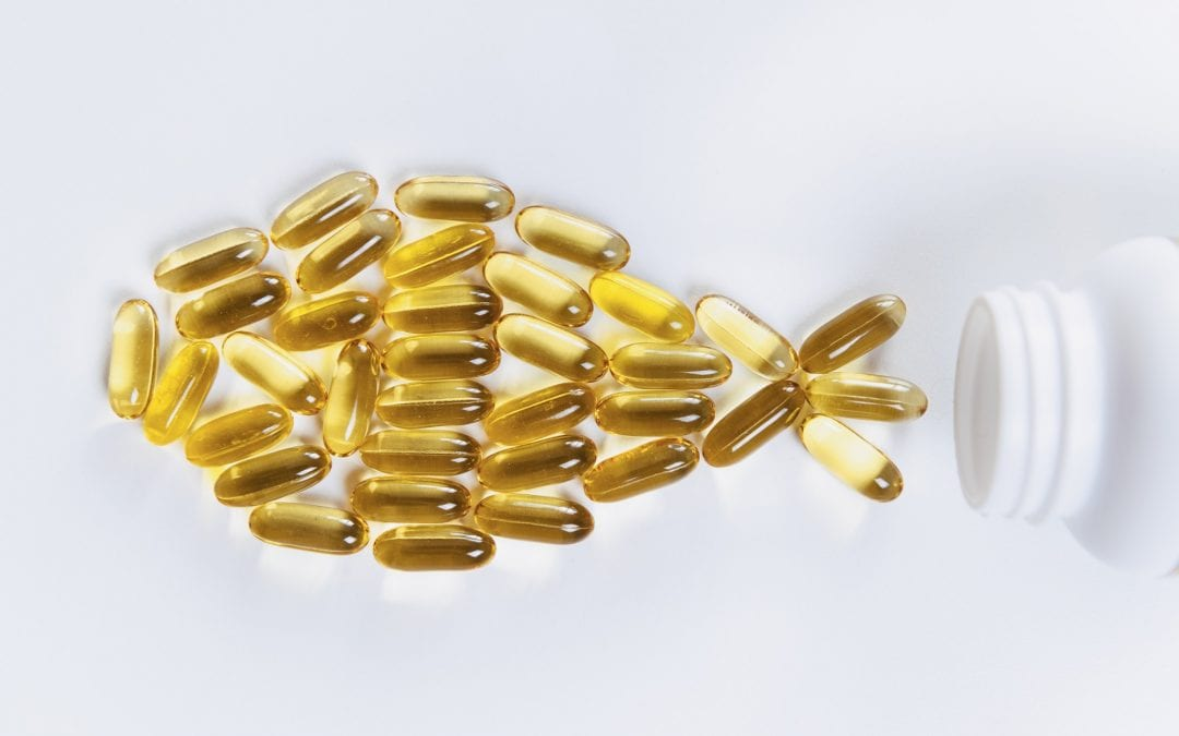 omega 3 fish oil benefits