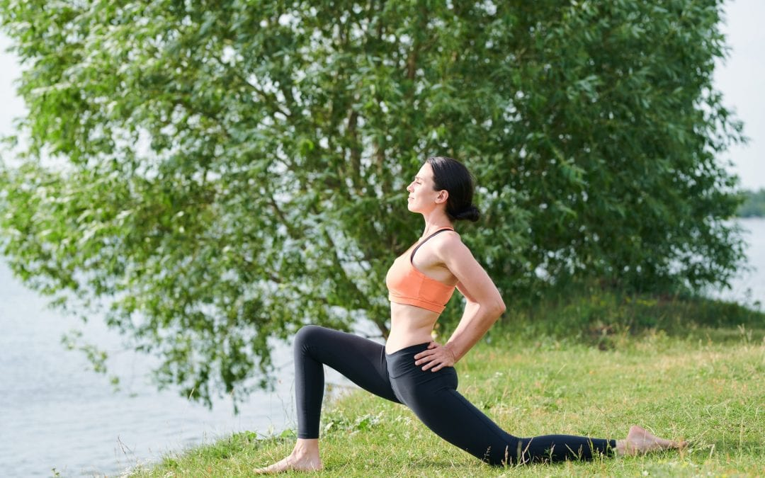How to Keep Your Joints Healthy - Lunges