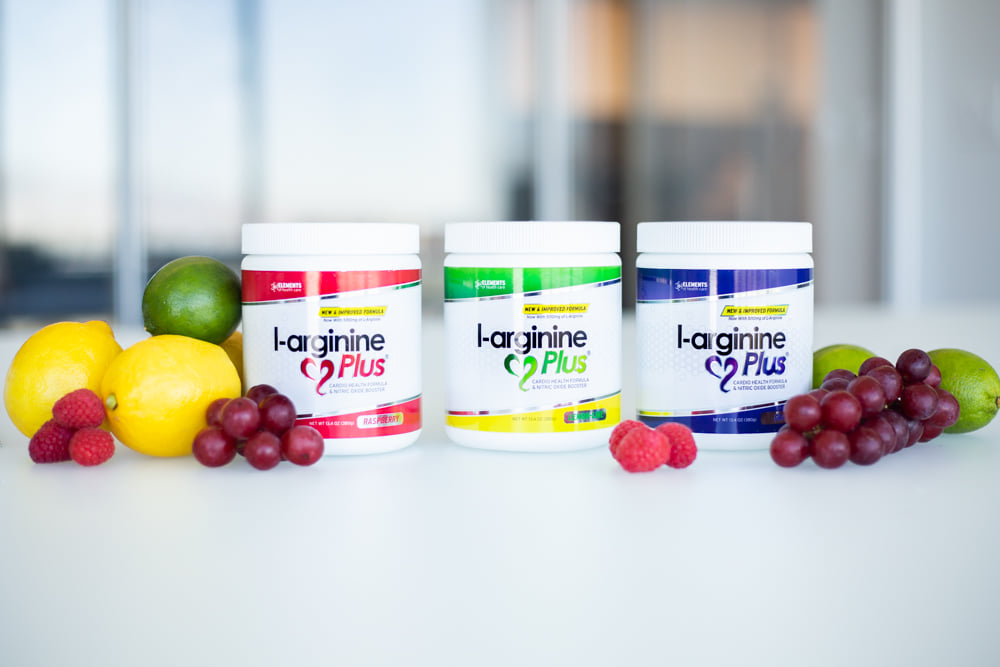 what is l-arginine plus