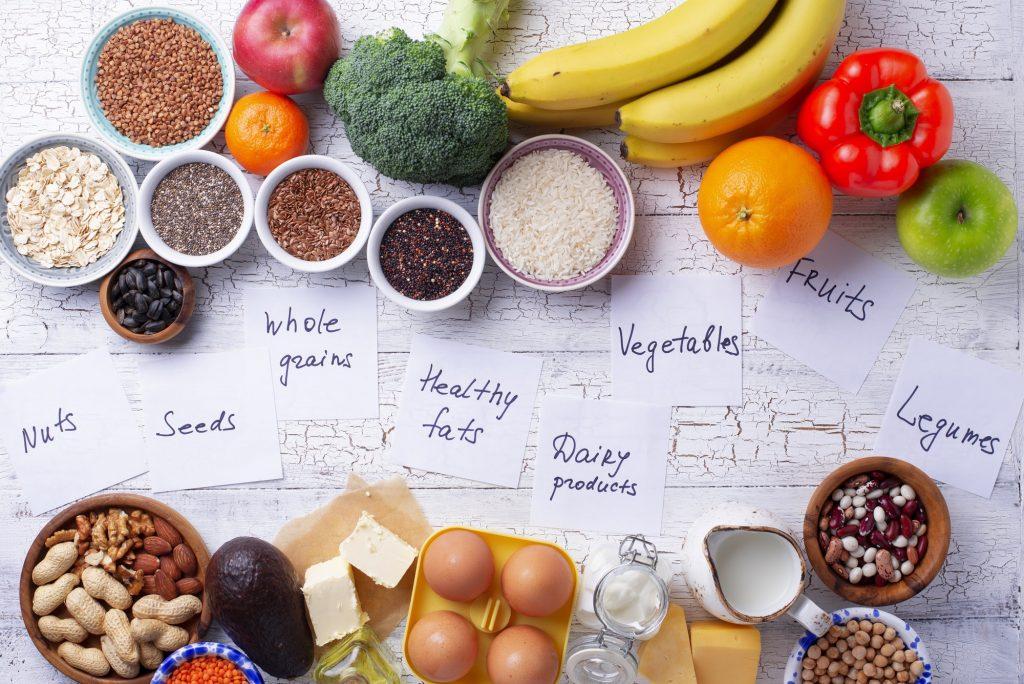 dash diet eating plan